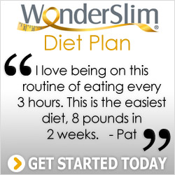 Wonderslim healthy eating plans to lose weight naturally