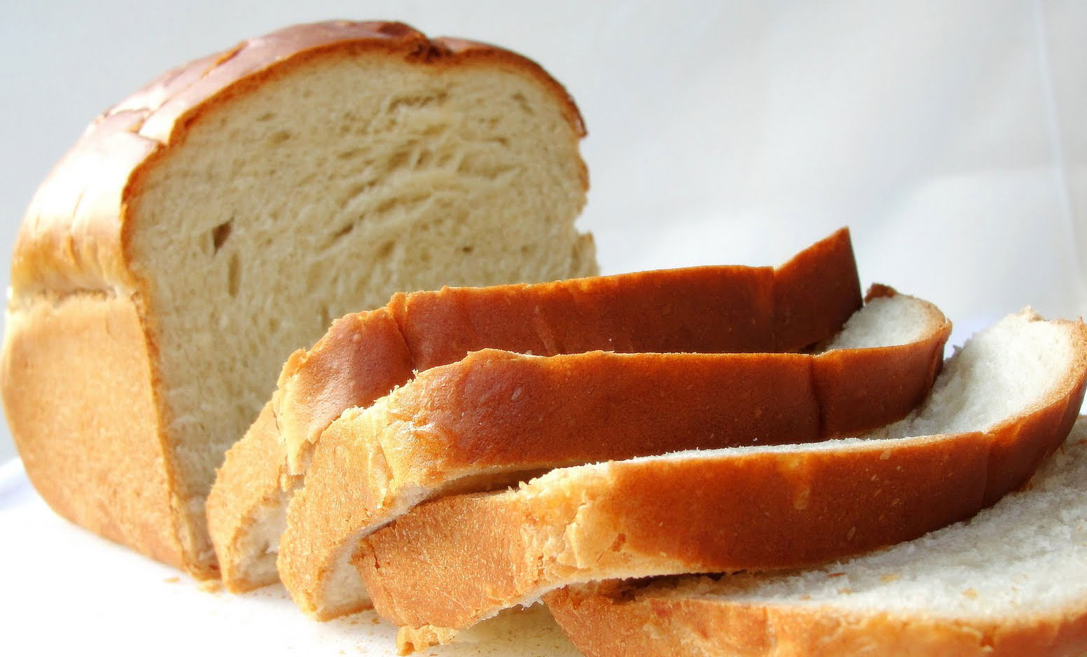 White Bread Full Of Sugar