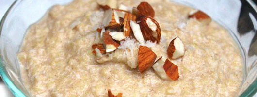 Paleo Breakfast Oats